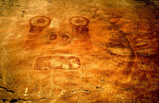 Deciphering rock art sites provides window into olden times