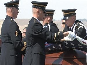 Missing Vietnam soldier laid to rest
