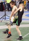 Nicholes Rowe defeated Nehemiah Crow