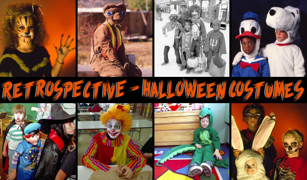 Retrospective: Halloween costumes