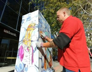 Downtown Billings looking for more traffic signal artists