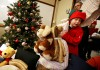 Dozens of kids receive Christmas bundles