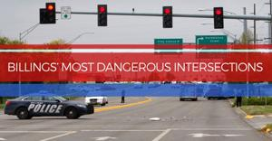 Crime stats: Billings' most dangerous intersections