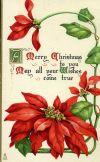Christmas greeting 1918 To Geo S. Warren