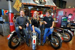 Biker cafe opens on Billings West End