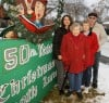 Christmas Wreath Lane turns 50