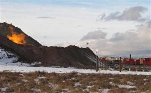 Winter ozone problem returns to western Wyoming gas fields