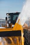 Snowblower on the Beartooth Highway
