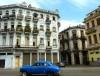 4 Street in Havana, Cuba
