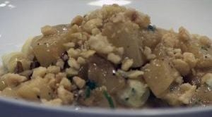 Lilac restaurant's blue cheese gnocchi