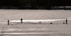 Just chill: Your guide to ice fishing