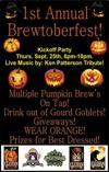 Like pumpkins? This night is for you