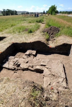 Agency archaeology: Dig near Absarokee reveals Crow history