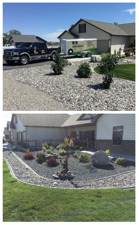K & K Landscaping and Deck Work - K & K Landscape And Deck Works New Landscaping Landscape