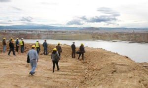 Pit tour: Local leaders get up-close look at Superfund sites