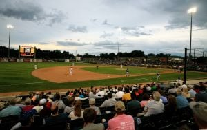 Day at the Park: Dehler Park