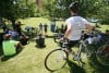 Bicyclists gather at MSUB