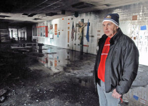 Dickinson school damaged in fire plans for future
