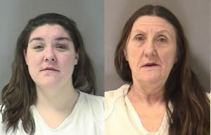 Mother and daughter sentenced for burglary, hammer attack