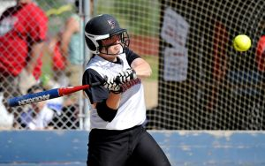 State B-C softball: Mehling's HR highlights topsy-turvy first round
