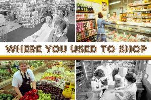 Retrospective: Grocery stores