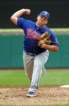 Royals Chance Ackerman pitches