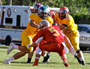 Stars rise on the East in Shrine Game