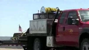 World Trade Center I-beam arrives in Billings
