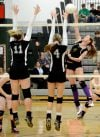 Rams beat Laurel in 4 sets to win another Eastern A regular-season volleyball title