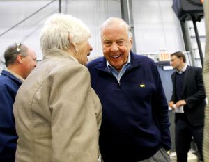 Moser Energy Systems partners with T. Boone Pickens' BP Capital