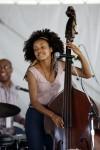 Jazz bassist Esperanza Spalding