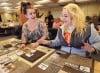 West High art students Jessica Ballantyne and Kayla Knig