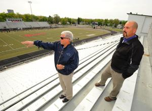 New lights approved for Daylis Stadium; teacher contract OK'd