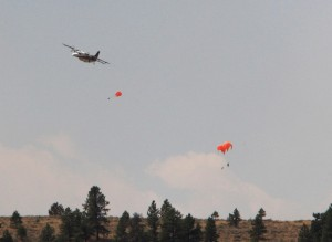 Mandatory evacuation order lifted in Skibstad fire area