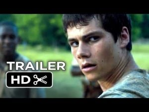 The Maze Runner Official Trailer #1 (2014) Dylan O'Brien Dystopian Movie HD