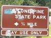 Lonepine State Park
