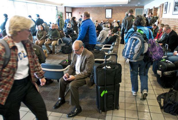 Flights Resume At Missoula Airport Montana News