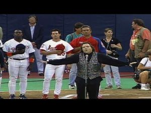 Video slideshow: The national anthem