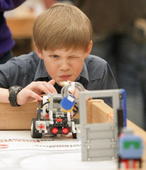FIRST Lego League Robotics