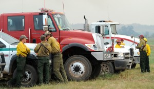 Crews jump on good weather opportunity to fight Montana wildfires