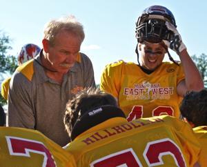 Emotions flow as Klaboe coaches final game