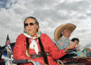 Tradition, pageantry on display as parade celebrates Crow heritage