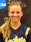 Harrington runs hit streak to 16 games in MSUB split
