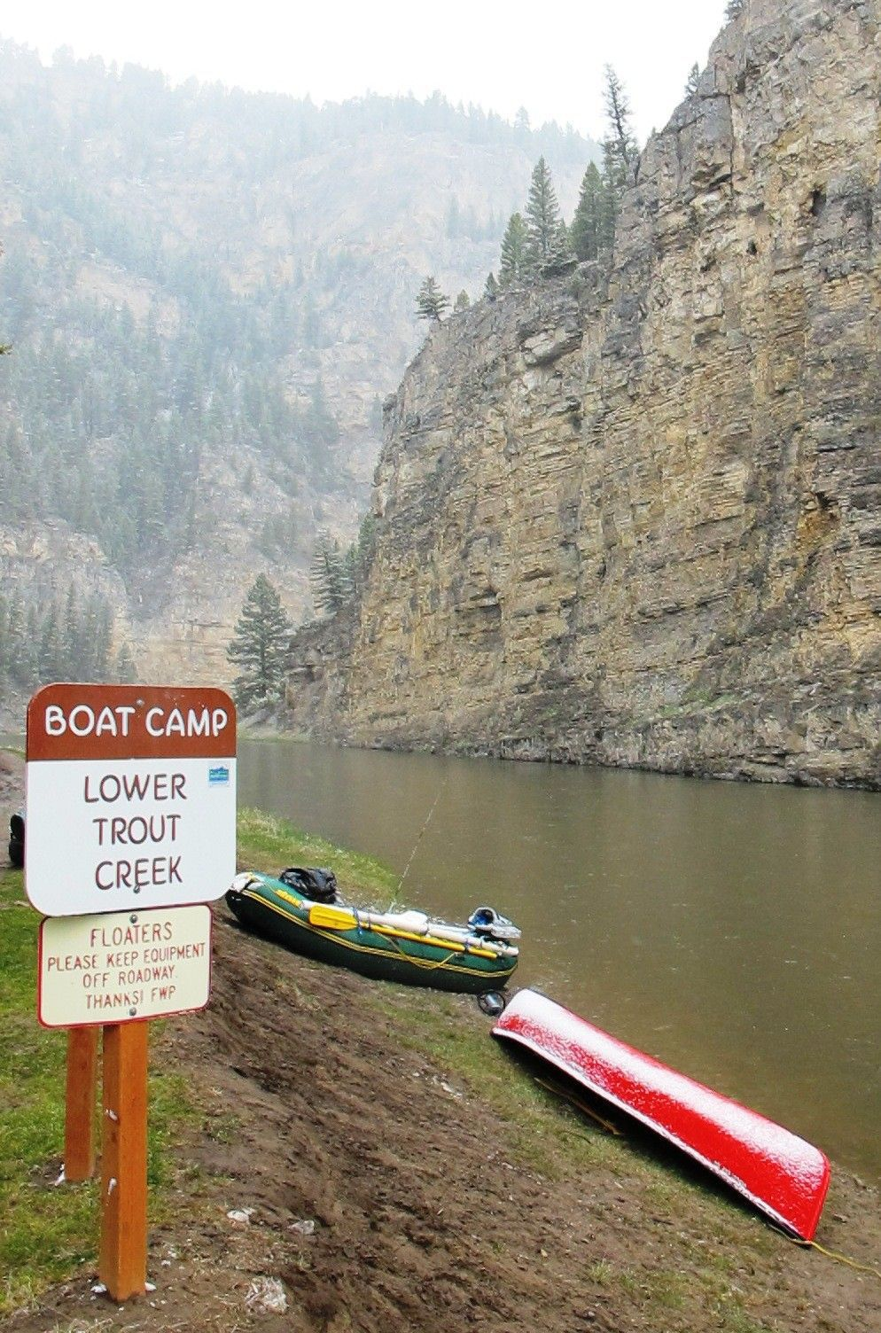 Smith river applications available starting jan 3 for Montana fish wildlife and parks drawing results
