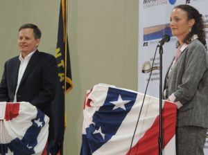 Daines goes after Curtis' oil infrastructure votes; bashes federal government