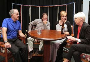 BST opens Norm Foster's 'Looking' on Friday night