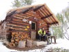 Cabin endures, despite 2 fires, to provide public retreat