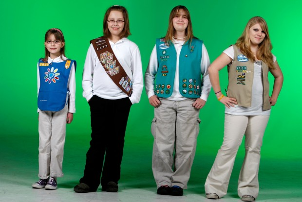gallery girl scout uniforms then and now billings news
