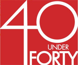 Follow these tips for 40 Under Forty nominations