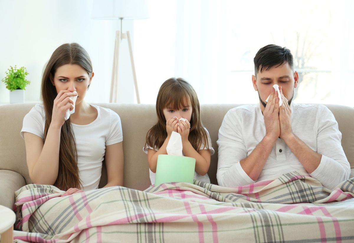 Spring Cleaning Series Head Off Allergies Home And